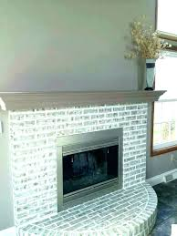 painted fireplace ideas brick wall red pictures of fireplaces before and after pa painted fireplace ideas image of brick