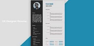 5 Secrets To Design An Excellent Ux Designer Resume And Get