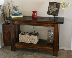 8 Gorgeous Entryway Tables You Can Make On A Budget With Regard To Cheap  Entryway Table