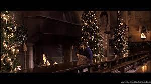 Wallpaper Harry Potter Christmas ...
