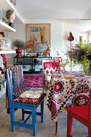 bohemian style furniture. Bohemian Style Furniture. Try Out Things Like Layering Throws On Furniture And Hanging Area Rugs
