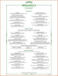 Word Restaurant Menu Templates Free For Authorizationlettersorg Free Free Restaurant Menu Template