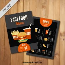 free food menu templates fast food menu template stock images page everypixel