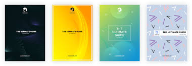 Ebook Template 16 Fascinating Ebook Templates Free Download Convertful