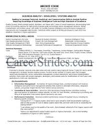 Sample Resume For Business Analyst Retail Domain Inspirationa Obiee