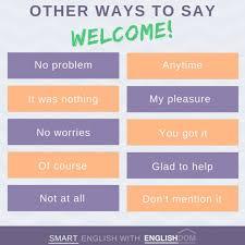 Die Besten 25 Welcome Synonym Ideen Auf Pinterest Lesen