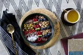 How To Decorate A Bowl Acai Breakfast Bowl Recipe HGTV 35