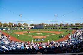 Maryville Baseball Park Spring Training Ballpark Of The