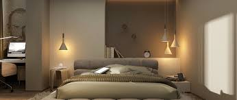 contempory lighting. Contemporary Lighting Ideas For A Modern Bedroom Design Contempory 7