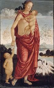 the theological virtues faith charity hope italian umbrian painter ca