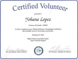 Volunteer Certificates Volunteer Certificate Of Appreciation Template With 9 Certificates