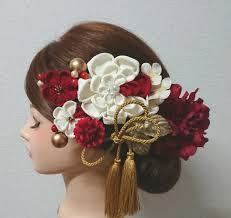 ヤフオク 髪飾り 結婚式髪飾り 花嫁髪飾り 和装髪飾り 成