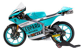 MOTO3 BIKE -Leopard Racing