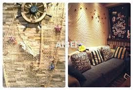 exciting bar wall decor ideas fishing home decor 11 11 blue white