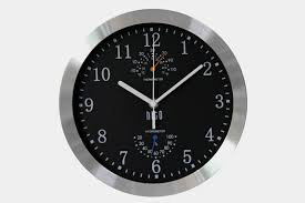 hito silent wall clock