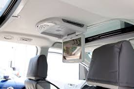 overhead dvd player install dual sunroof toyota sienna toyota sienna overhead dvd player 4