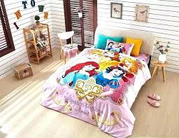 sheets queen size princess sheet set cotton bed disney bedding sets bedroom