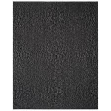 safavieh palm beach charcoal grey sisal rug x on inside plan