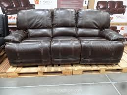 furniture furniture leather recliners costco costco leather leather couch costco home design