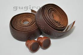 details about gyes seamless drop handlebar holes leather bar tape wrap wooden plug db