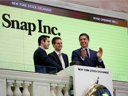 Snapchat Stock Quote Mesmerizing Snap Is Rallying After Credit Suisse Raises Its Price Target SNAP
