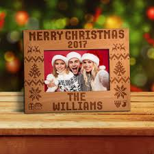 P Lab Personalized Photo Frame For Christmas Merry Christmas