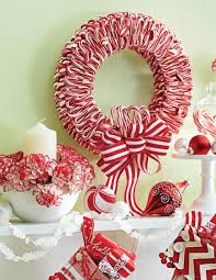 Candy Cane Themed Decorations 60 Beautiful Holiday Wreaths Midwest Living 22