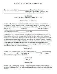 Residential Rental Agreement Simple Free Residential Lease Agreement Form Template Real Estate Rental