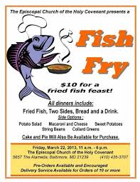 Fish Fry Flyer Microsoft Office Fish Fry Template Hasshe Com