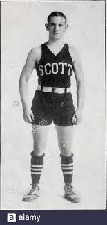 The Scottonian . EDDIE SCHERER. Here is another fighter. Eddie ...