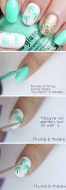 Best 25+ Easy nail designs ideas on Pinterest | Easy nail art, Diy ...
