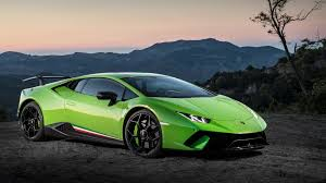 Lamborghini Huracan Performante (2017) review by CAR Magazine