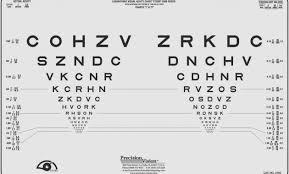 Florida Dmv Vision Test Chart Dmv Eye Test Chart Ohio Www Bedowntowndaytona Com