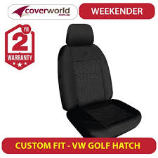 vw golf series 6 seat covers
