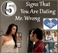 are you dating mr wrong