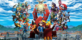 Xem phim Pokemon Movie 19 XY&Z: Volcanion to Karakuri no Magiana - Vietsub  HD