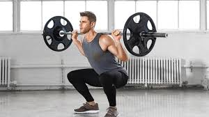 Squat Bench Deadlift Overhead Press