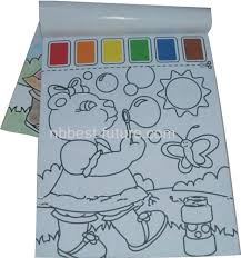 Paint With Water Coloring Book From China Manufacturer Ningbo Best