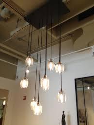 track lighting chandelier. Chandeliers · Webster \u0026 Co Showroom Photo Of A Custom Light Fixture Made Using The Holly Hunt - Track Lighting Chandelier H
