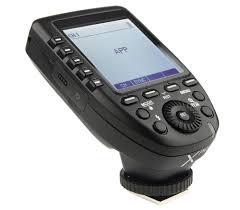 Трансмиттер Godox, Черный, Xpro-C TTL для Canon (TTL, HSS ...