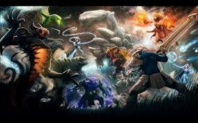 windows 7 dota 2 theme with 13 amazing hd wallpapers 2560p