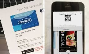 how to use an egift card at a