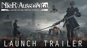 <b>NieR</b>:<b>Automata</b> Game of the <b>YoRHA</b> Edition | Launch Trailer ...