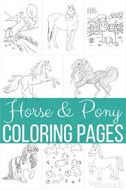 Click a horse coloring pages picture below to go to the printable horse coloring pages. 102 Horse Coloring Pages For Kids Adults Free Printables