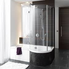 Amazing of Baths And Showers For Small Bathrooms Shower Baths 10 Brilliant  Buys Shower Bath Combo Bathroom