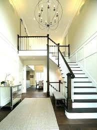 foyer chandelier