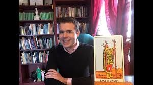 4/28 - The Page of Wands - Card of the Day - Tarot by Elliot Oracle -  YouTube
