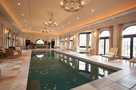 Luxury Residential Indoor Pool Room Inground Installation In With Swimming  Designs Gunite Tiles Lap Pools Build ...