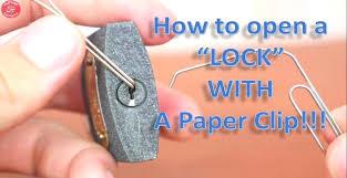 How To Pick A Door Lock Pick How To A Door Lock C Nongzico