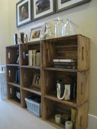wood crate furniture diy. Pinspiration - DIY Furniture. Crate BookshelfBook ShelvesWooden Wood Furniture Diy H